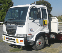Medium Rigid truck Licence
