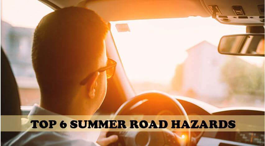 Truck Driving School Brisbane: Top 6 Summer Road Hazards That You May Encounter
