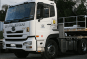 Heavy Ridged Burleigh Driver Training Learners Truck